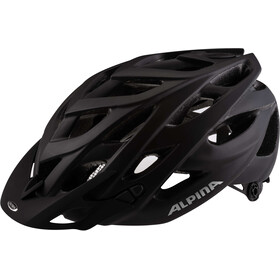 Alpina D-Alto L.E. Casque, black matt